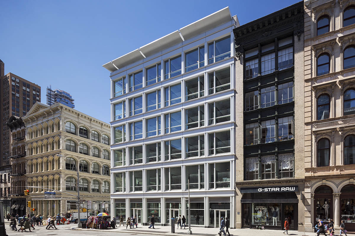 433 Broadway Architizer