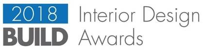 Build 2018 Interior Design Awards Logo